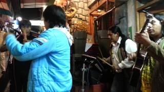 Inka's Peru Group Singing Pacha Mama