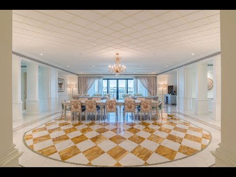Spectacular Penthouse At Palazzo Versace Residences