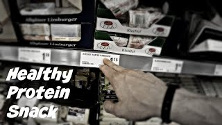Healthy High Protein Snack for Weight Loss (ON THE GO)