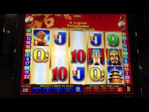 Max Bet Lucky 88's Free Spin Bonus
