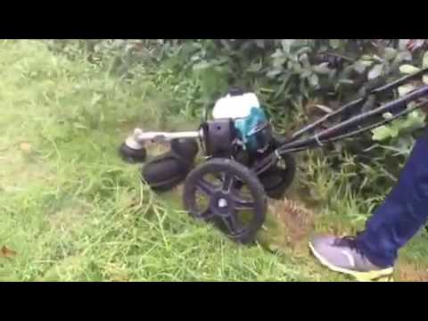 2 wheels hand push brush cutters can cause obvious Revolutionary liberation for the end users