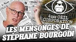 🔎 Les mensonges de Stéphane Bourgoin - Entretien avec 4ème Oeil Corporation
