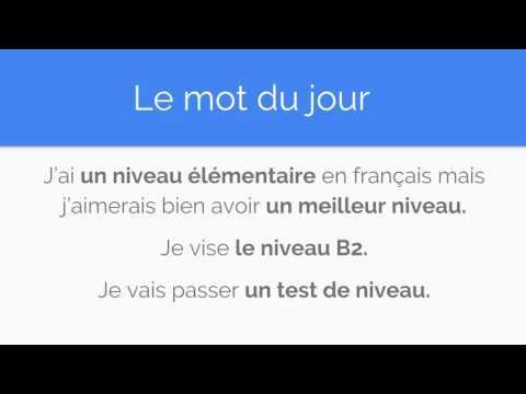 5 mots-clés pour parler de son apprentissage du français