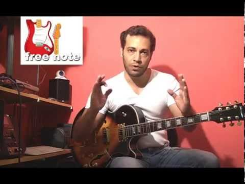 Escala Maior / Modos Gregos - Turbo Guitar #17