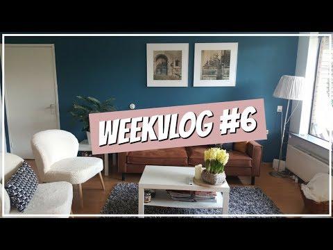 WOONKAMER & KEUKEN MAKE-OVER en KLEDINGKAST OPRUIMEN ...