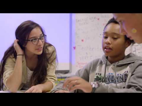 Techbridge: Aileen's Story - Inspiring Girls To Change The World Through Science Tech & Engineering