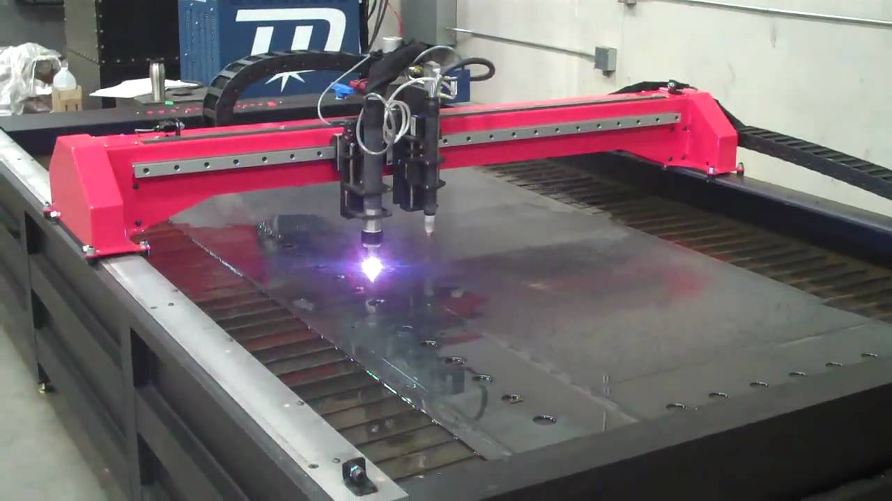 5 X10 Torchmate X With Thermal Dynamics Ultra Cut 300 And