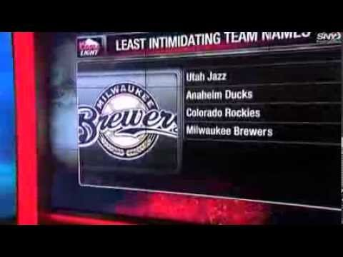 Covino & Rich: Least Intimidating Team Names - 10/7/13