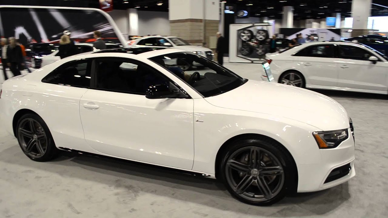 2017 Audi A5 Coupe Sports Car