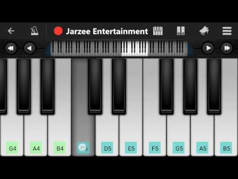 Wiz Khalifa - See You Again (Furious 7) Piano Cover - Easy Mobile Perfect Piano Tutorial