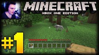 Minecraft Xbox One Edition - Part 1 - Eine neue Welt!