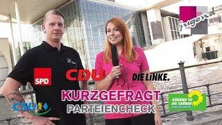 dbb jugend | kurzgefragt - der Parteiencheck im Bundestag