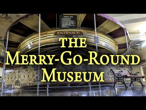The History of the Merry-Go-Round Museum   Genealogy Gold Podcast   AF-256
