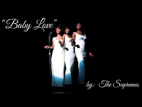 Baby Love (w/lyrics)  ~  The Supremes