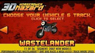 Juego De Autos 33: Hot Wheels 3D HorsePower 2009: Wasterlander