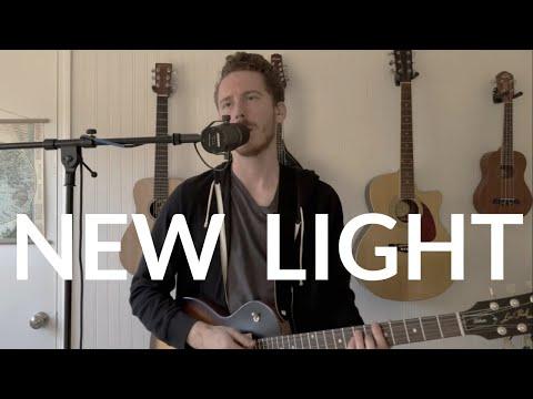 New Light - John Mayer (Cover By Logan Hill)