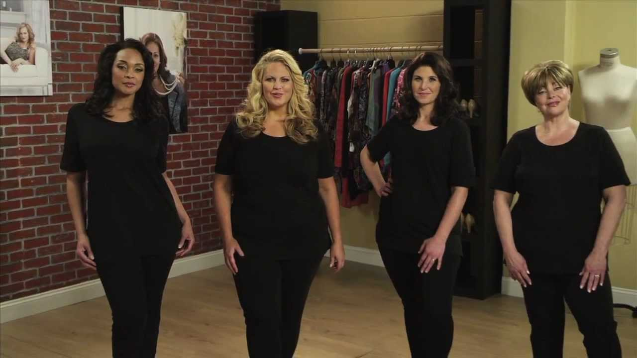 How to dress for your curves- Women&39s plus size fashion tips - YouTube