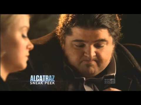 Alcatraz TV Series  TRAILER