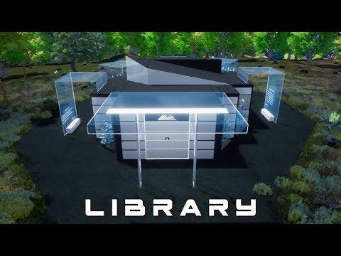 Trinity Mysterious System – public building, development process