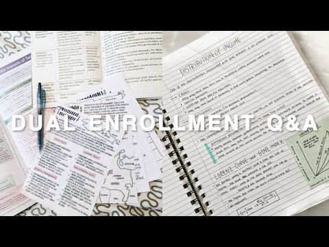 EVERYTHING YOU NEED TO KNOW ABOUT DUAL ENROLLMENT