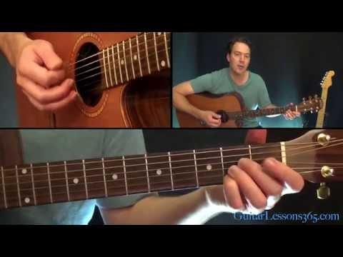 Nowhere Man Guitar Lesson - The Beatles