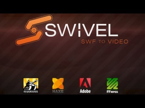 Convert SWF to VIDEO - Simple, Fast and FREE!