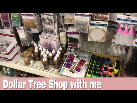 NEW! Dollar Tree Shop with me
