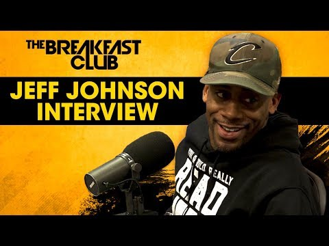 Jeff Johnson Talks BET's 'Mancave', Cheating, Relationship Standards + More