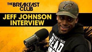 Jeff Johnson Talks BET