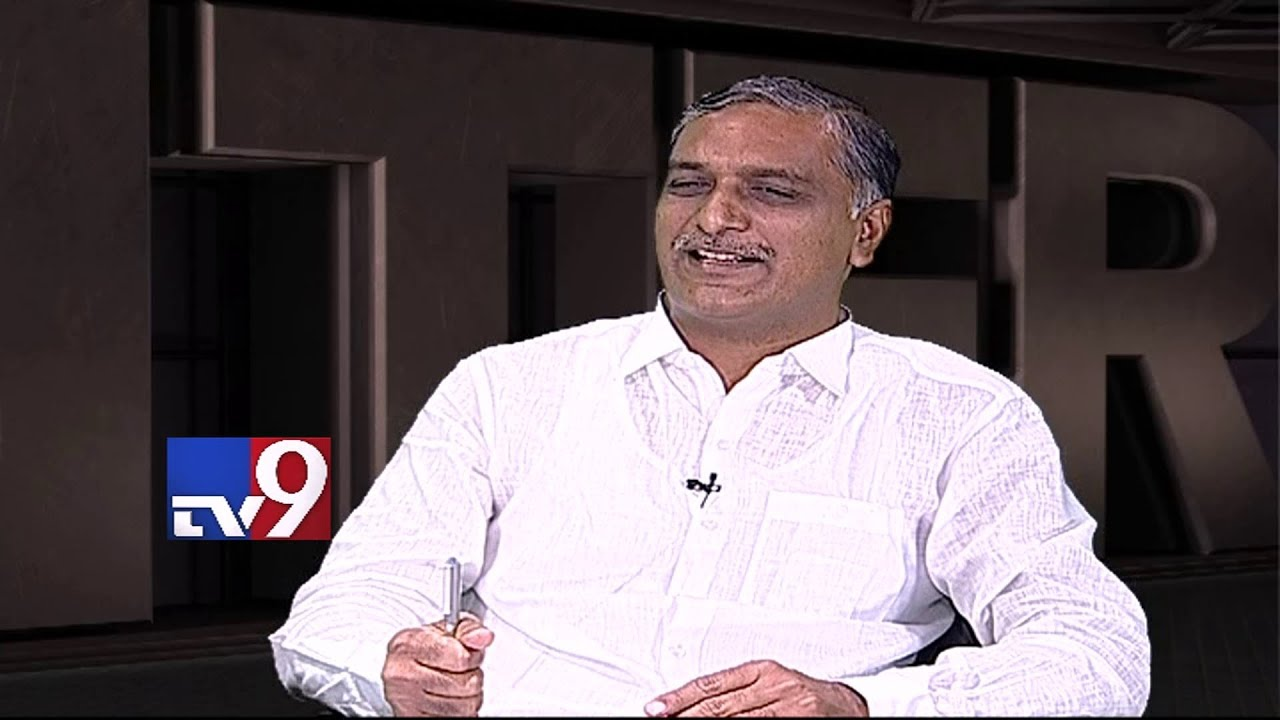 Murali Krishna Encounter With Harish Rao - TV9