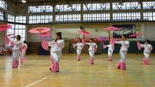 "Concentric dance team - ""Miao Ling Huan Ge"" 同心圆舞蹈队-《苗岭欢歌》"