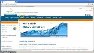 How to install MySQL on Windows 7(, 2013-07-06T22:40:36.000Z)