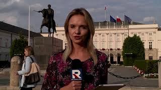Telewizja Republika - BĘDZIE SPOTKANIE DUDA-TRUMP 28 08 2018