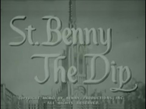 St. Benny the Dip (1951) [Comedy]
