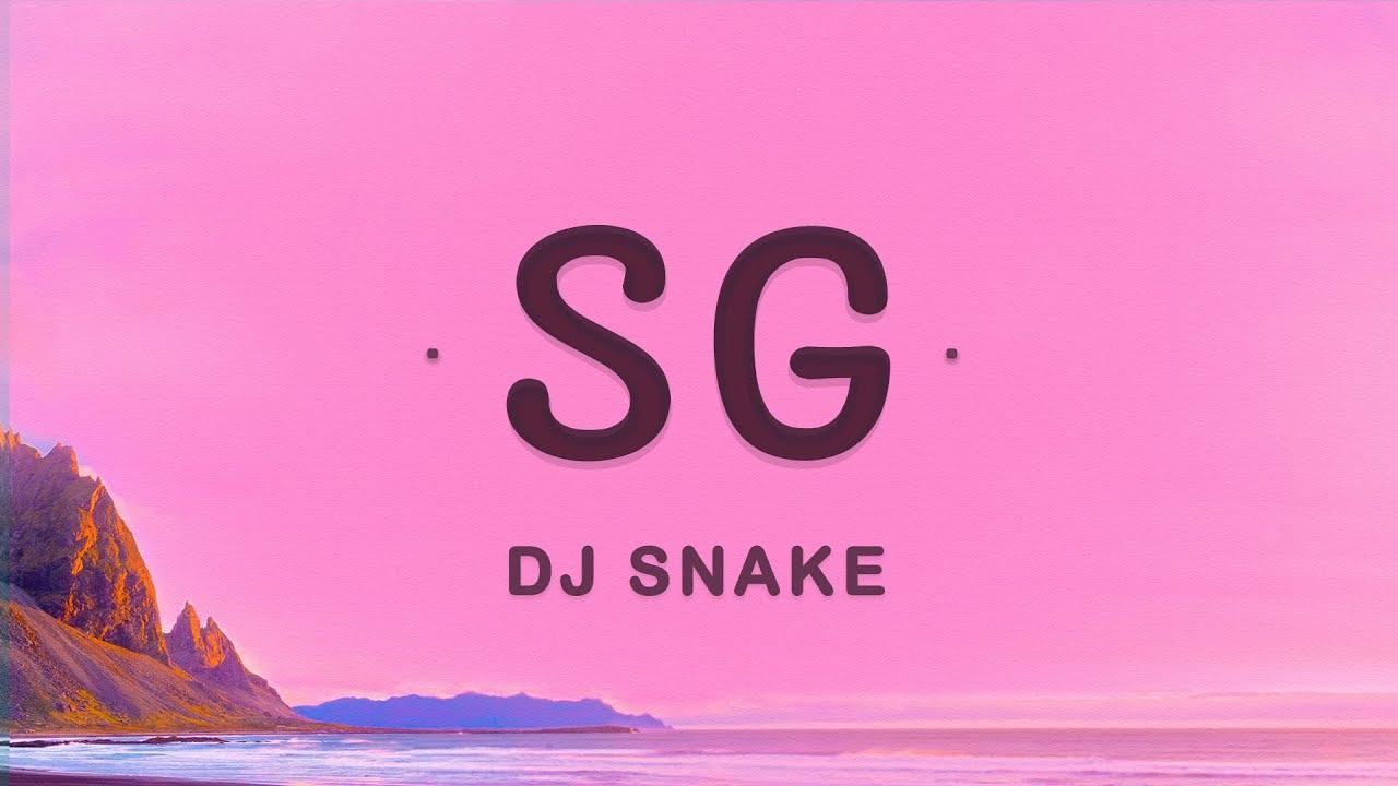DJ Snake, LISA - SG (Lyrics) ft. Ozuna, Megan Thee Stallion