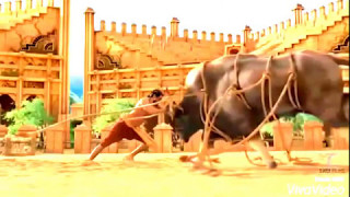 Real Bahubali Graphic Edited Video