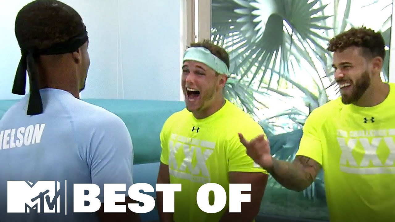 Best Of Team Young Buck | The Challenge
