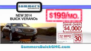 Sommer's Buick in Milwaukee Speicals