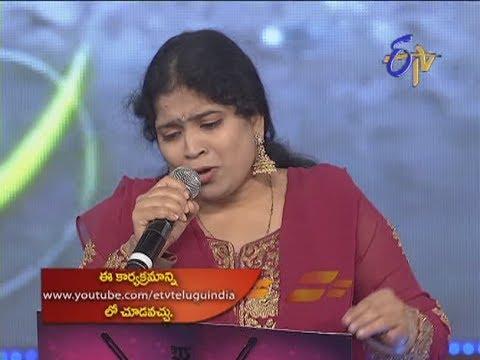 Swarabhishekam - స్వరాభిషేకం - Usha Performance - 22nd Dec 2013