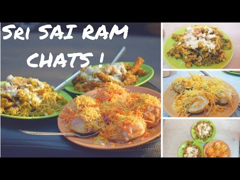 MUST TRY CHATS IN BANGALORE |  FOOD VLOG !