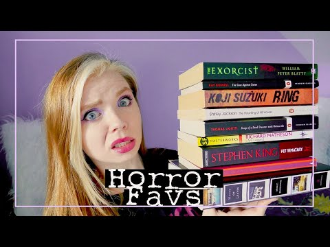 Horror Novels that Actually Scare Me