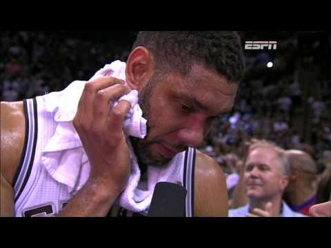 Tim Duncan Reflects on His 5th NBA Championship