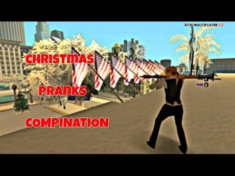 Christmas Pranks Combiniation