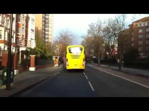 London Streets (488.) - Marylebone - Regent's Park - Maida Vale