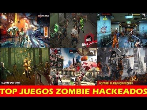 Top Juegos Zombie Y De Supervivencia Hackeados Apk Mod