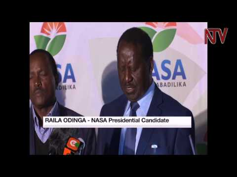 Kenya Elections: Raila alleges IEBC database hacked