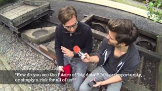 Jung & Naiv - Episode 73: Your questions for Jacob Appelbaum
