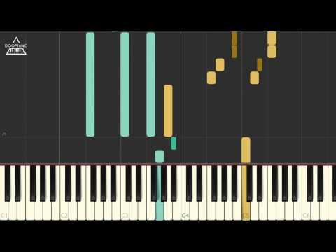 [Goblin OST] 크러쉬 (Crush) - Beautiful Piano Tutorial