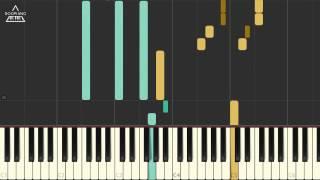 Video [Goblin OST] 크러쉬 (Crush) - Beautiful Piano Tutorial download MP3, 3GP, MP4, WEBM, AVI, FLV Januari 2018