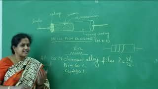 I PUC | Electronics | Passive electronic components - 04